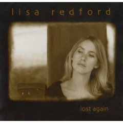 Lisa Redford 'Lost Again' album cover