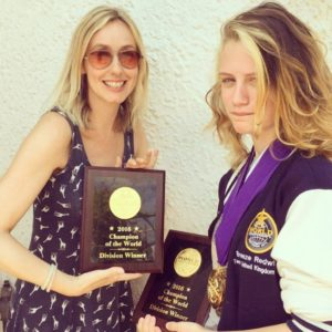 Breeze and Lisa Awards