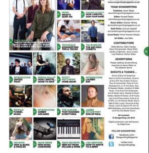 songwritingmag contents